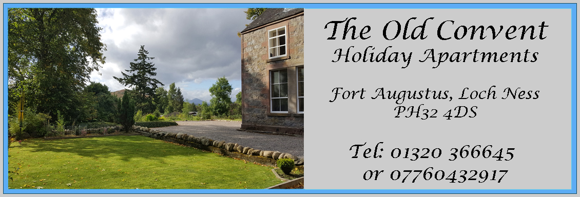 Old Convent Apartments, Fort Augustus Scotland