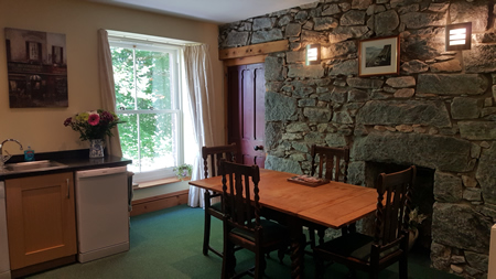 Old Convent Holiday Apartments near Loch Ness Scotland
